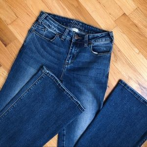 HARLOW   High Waisted Flare Jean NWOT
